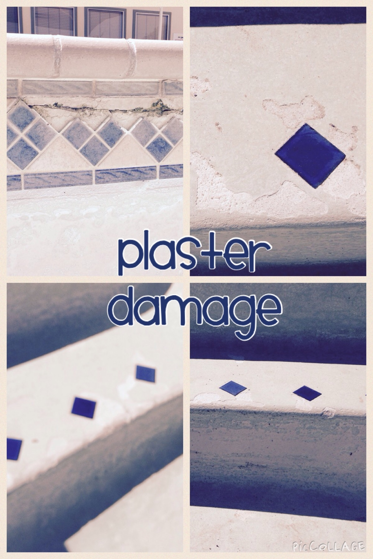 Plaster Damage