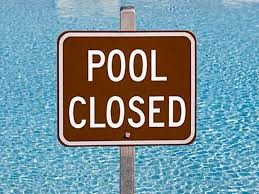 Cimarron Parkway Pool Closed
