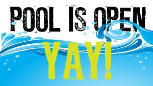 Cimarron Parkway Pool Open