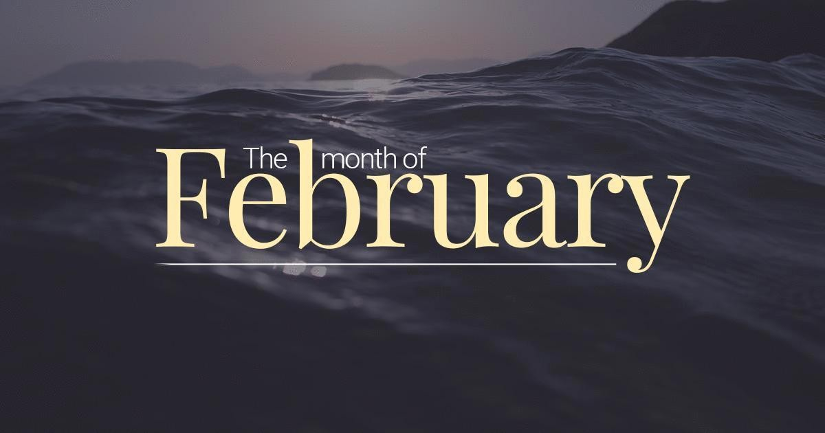 February HOA Board Meeting