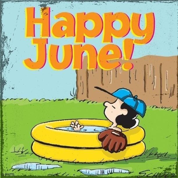 June Pool Hours