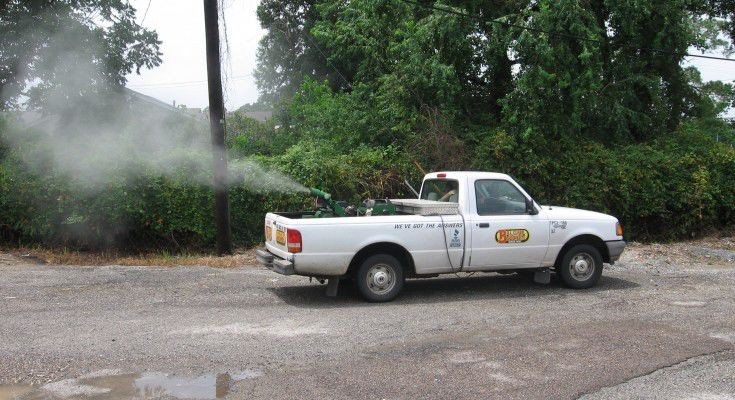 Increase in Mosquito Fogging