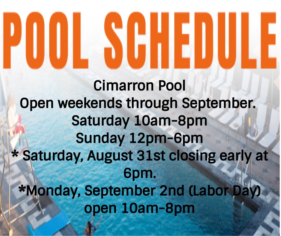 SeptemberPoolHours
