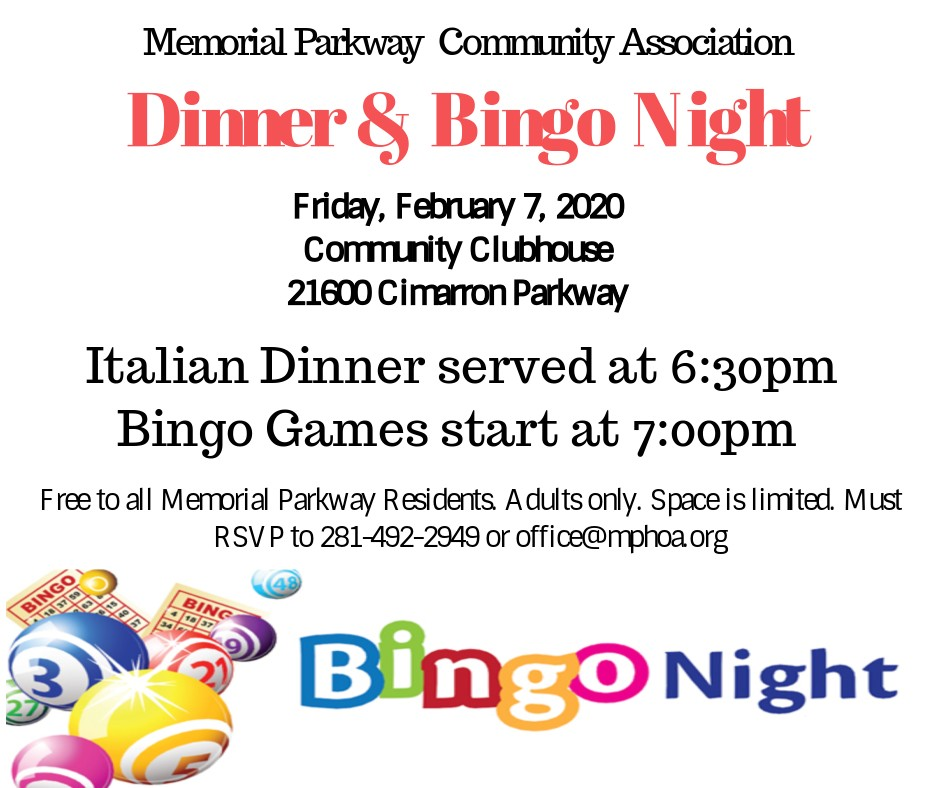 Dinner & Bingo