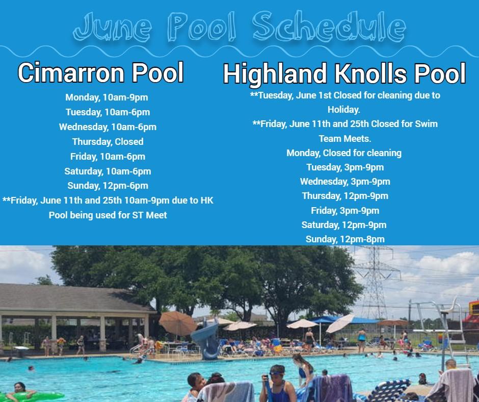 June-Pool-Schedule
