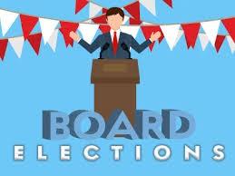 2022 Memorial Parkway HOA Board Election