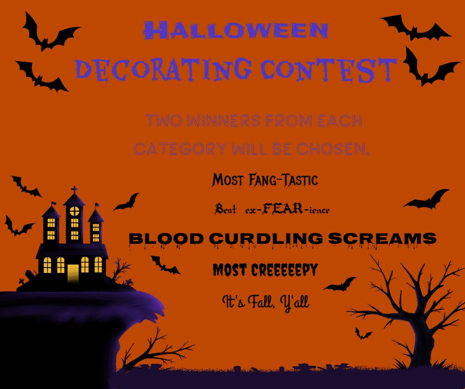 Halloween Decorating Contest 2021